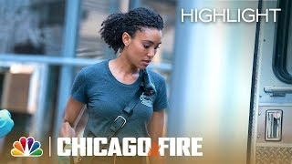 Foster Performs Emergency Surgery   Chicago Fire (Episode Highlight)