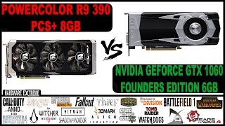 r9 390x vs gtx 1060 - Free video search site - Findclip Net