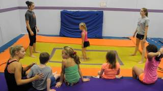 Gymnastics for special needs kids