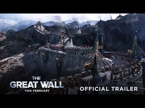 Movie Trailer: The Great Wall (1)