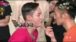 CHEF NIC Season 2 - Nicholas Tse 謝霆鋒 cute/funny moments Part 1