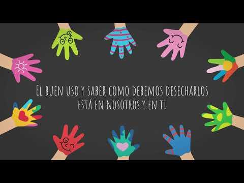 Campaña para un uso responsable de guantes