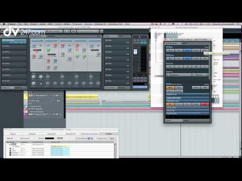 7 Features of Cubase 7: Control Room Mixer (Part 7)