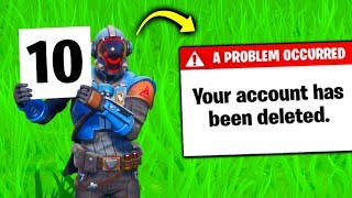 Don't Choose The WRONG Number - Fortnite