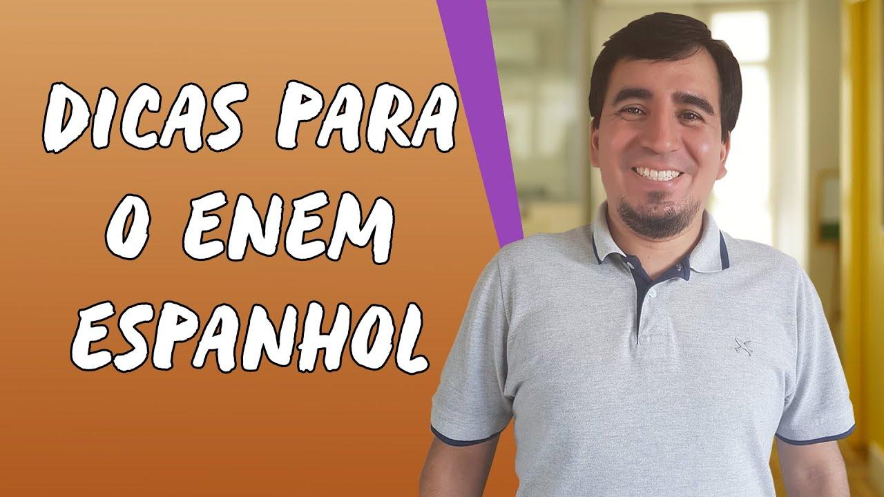 Dicas para o Enem / Espanhol