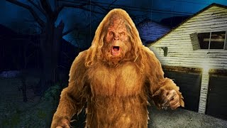 Messin' With Sasquatch! (Prop Hunt #400)