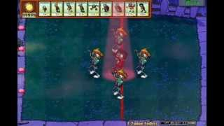 Plants Vs. Zombies - Michael Jackson's 1st Consert In The Game!!!
