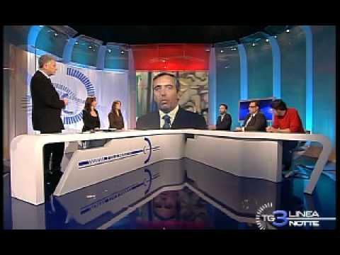Intervento del Segretario Enzo Letizia su 'TG3 Linea Notte' Parte 2