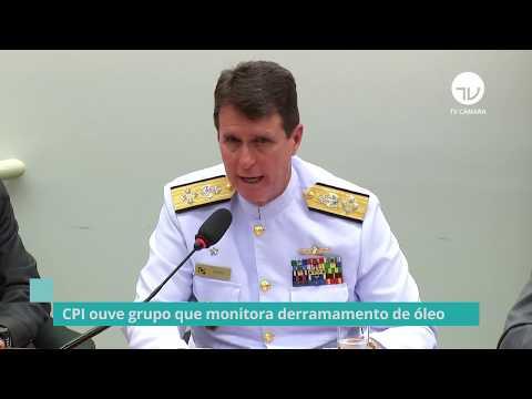 CPI ouve grupo que monitora derramamento de óleo - 10/12/19