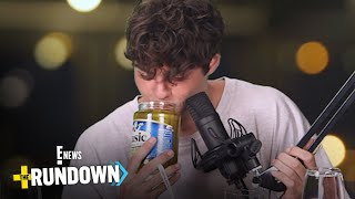 The Rundown: Noah Centineo Does ASMR | E! News