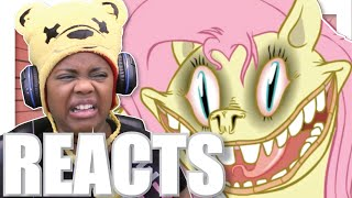 My Little Pony Parody | Shed.mov Reaction | AyChristene Reacts