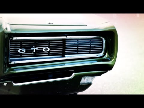 Riding Shotgun With Michelle Rodriguez: 1968 Pontiac GTO