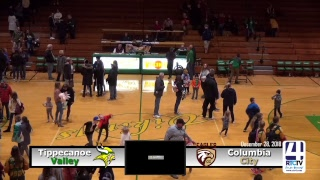 Tippecanoe Valley Boys Basketball vs Columbia City