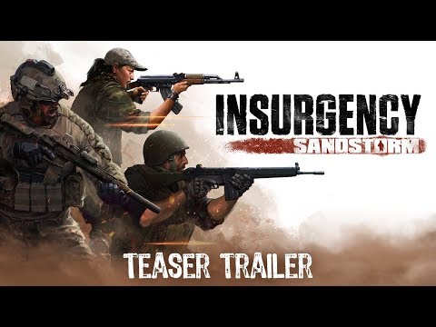 Insurgency: Sandstorm - Teaser Trailer thumbnail