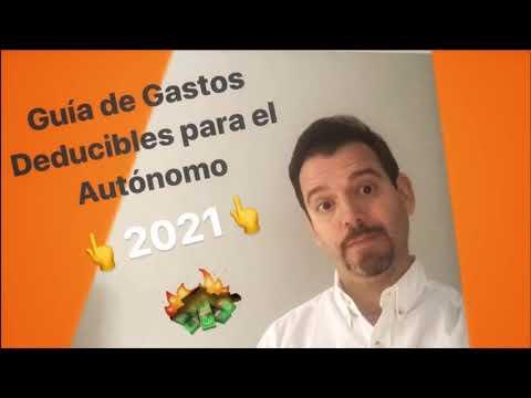 Gastos Deducibles Para Autónomos 2021 - Dani Herranz -