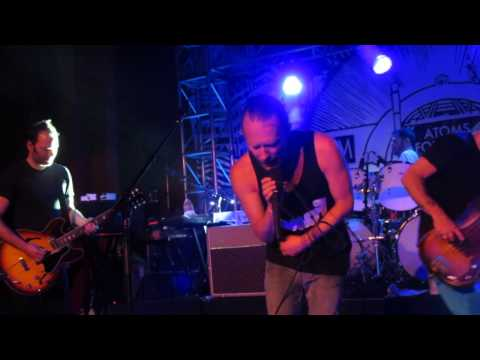 Atoms For Peace - Reverse Running ( front row ) Live @ Club Amok 6-14-13 in HD