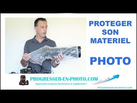 Protéger son appareil photo facilement (pluie, sable, vent, bord de mer)