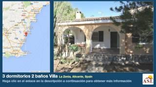 preview picture of video '3 dormitorios 2 baños Villa se Vende en La Zenia, Alicante, Spain'