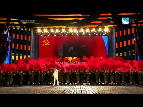 """Песня """"День Победы"""" - Лев Лещенко [9 мая] HD"""