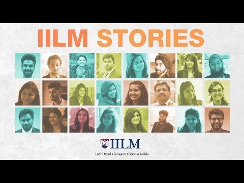 IILM Undergraduate Business school video cover1