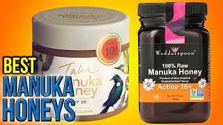 10 Best Manuka Honeys 2016