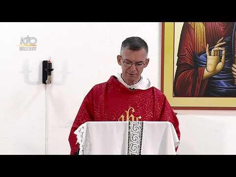 Messe en direct du couvent des dominicains à Erbil (Irak)