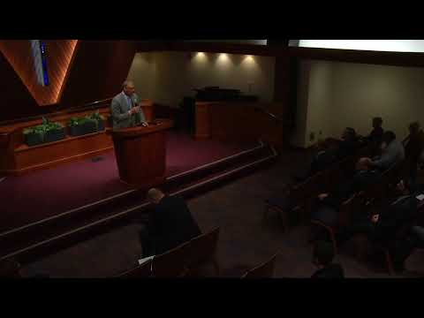 Colossians 1:28-29   Dr. Mark Zhakevich   February 4th, 2020