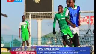 Gor Mahia eagerly await arch rivals AFC Leopards in the Sportpesa Super Cup finals in Tanzania