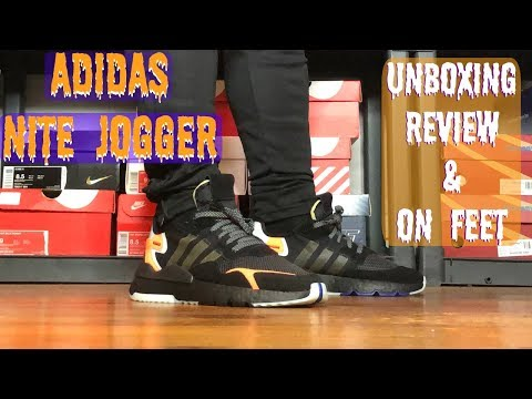HONEST REVIEW OF THE ADIDAS NITE JOGGER 2019!!! + AN ON FEET OF THE ADIDAS NITE JOGGER!