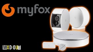 My Fox Smart Home Security Alarm - Now Somfy !