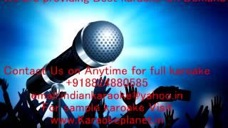 Chal Kahin Door Nikal Jaye Karaoke  Doosra Aadmi
