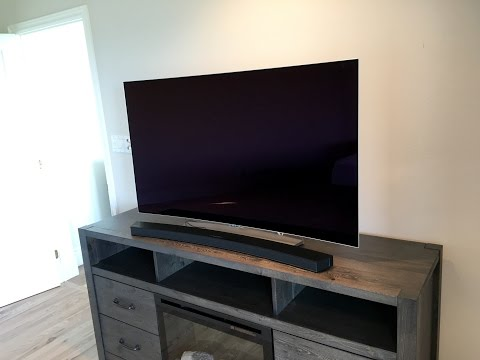 Lg 55″ Curved OLED 4K TV (Review)
