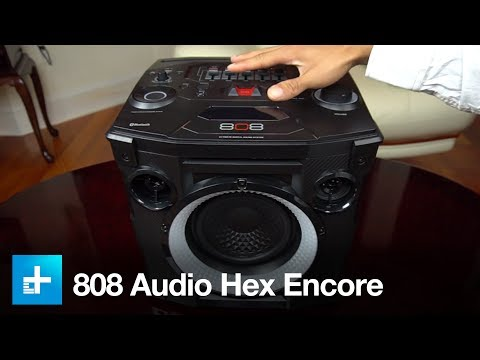 808 Audio Hex Encore Party System – Hands On Review