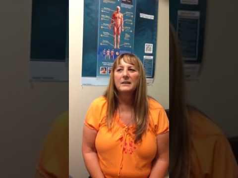 Pam Finds Sciatica Relief