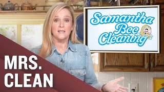 Samantha Bee Cleaning: White House Edition | Full Frontal on TBS