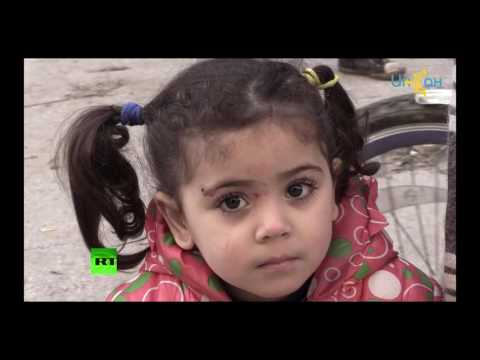 500 тыс. сирот в Сирии. Давайте поможем