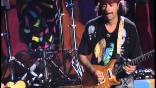 santana - sacred fire - live in mexico