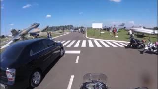 Apresentação Esquadrilha da Fumaça - 65 anos - Pirassununga SP - Riders Moto Clube