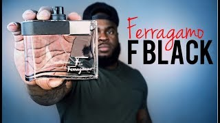 F Black Fragrance Review |  F Black Cologne Review | Salvatore Ferragamo Mens Cologne Review