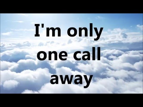 Download One Call Away Charlie Puth Lyrics mp3 song from Mp3 Juices