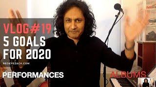 VLOG#19: 5 GOALS FOR 2020