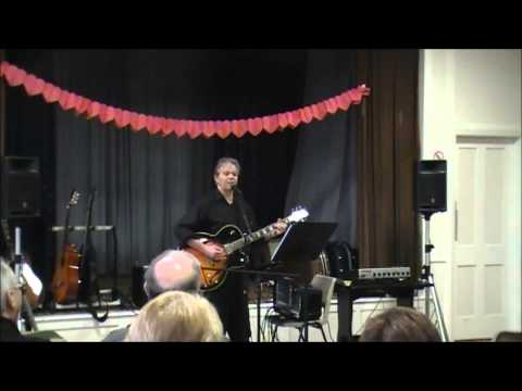 Baby Blues by Andy Smith - Live at Willoughby Village Hall