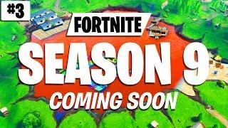 Fortnite Season 9 Leaks & Rumors #3 (Fortnite Season 9 News & Rumors)