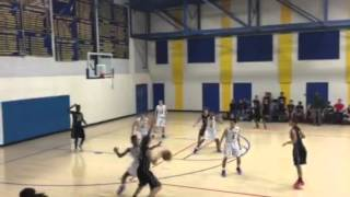 Liberty Redhawks JV Boys Basketball Highlights Dec 2015   Jan 2016