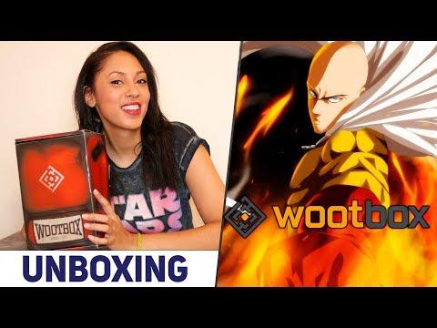 Unboxing : Wootbox VERSUS