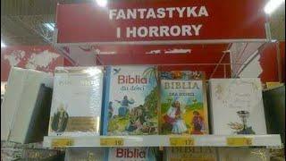 DD2 Biblia to książka fantasy ?- Eksperyment Ateizm