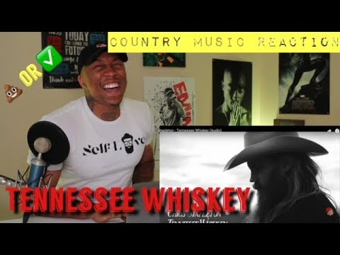 "FIRST REACTION to "" Country Music"" Chris Stapleton - Tennessee Whiskey TRASH or PASS!!"