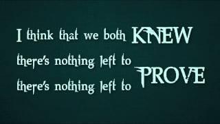 3 Doors Down - What's Left with Lyrics