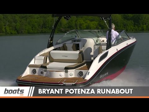 Bryant Potenza: Boat Review / Performance Test
