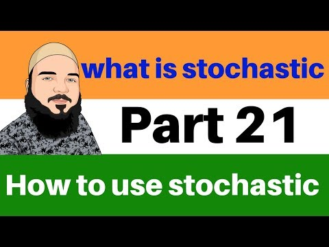 what is stochastic indicator – learn technical analysis – bitcoin trading in hindi
